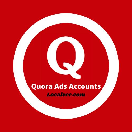 Quora Ads Accounts