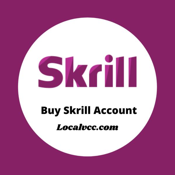 Buy Skrill Account