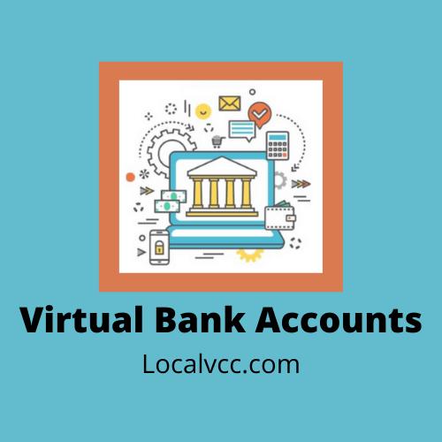 Buy Virtual Bank Accounts
