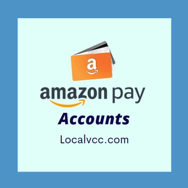 buy amazon pay accounts