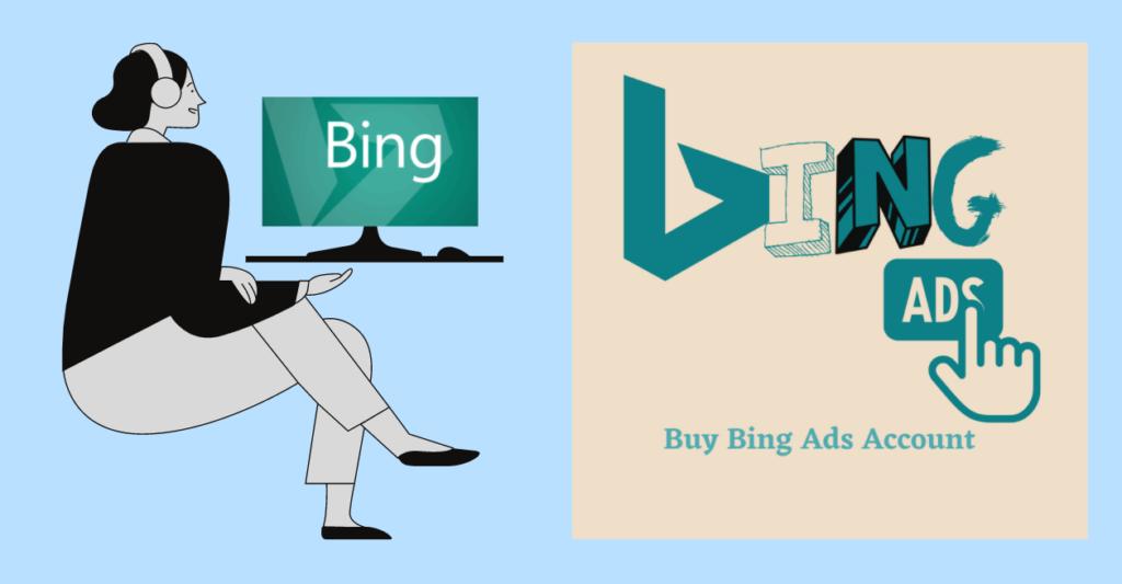 Buy Bing Ads Accounts