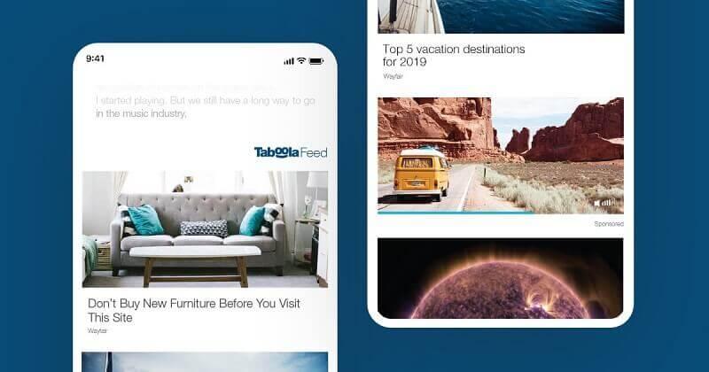 Buy Taboola Ads Accounts