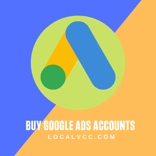 Buy Google Ads Accounts